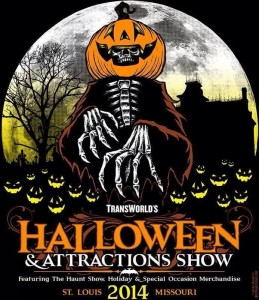 Transworld Halloween & Attractions Show 2014