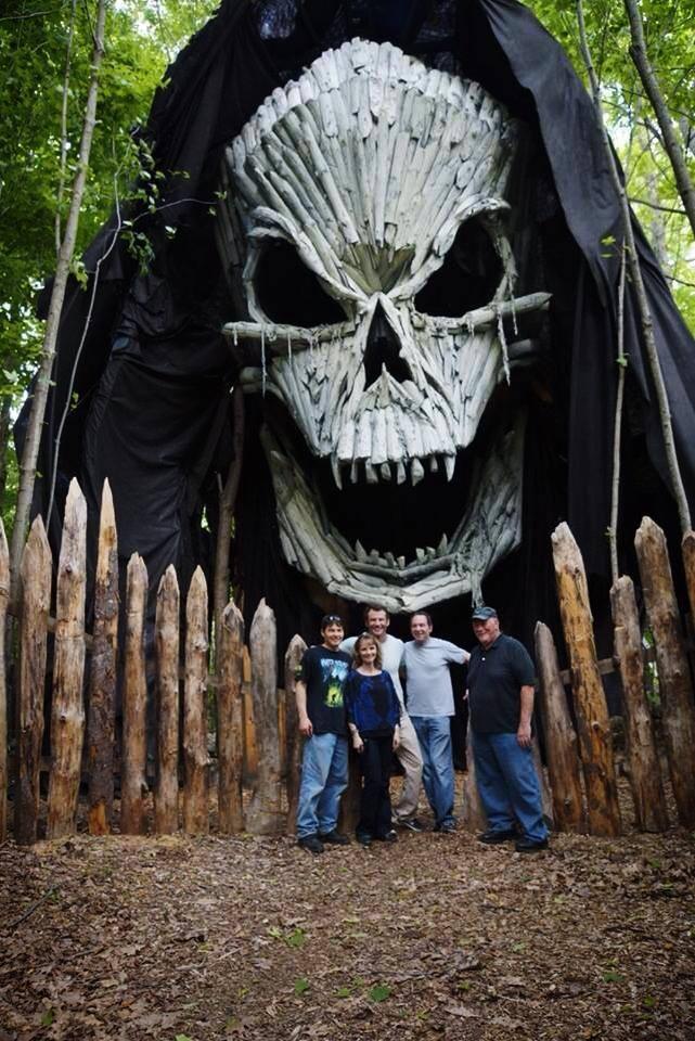 haunted overload new hampshire - Halloween New Hampshire
