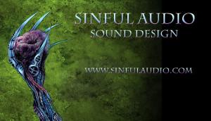 sinful audio sound fx