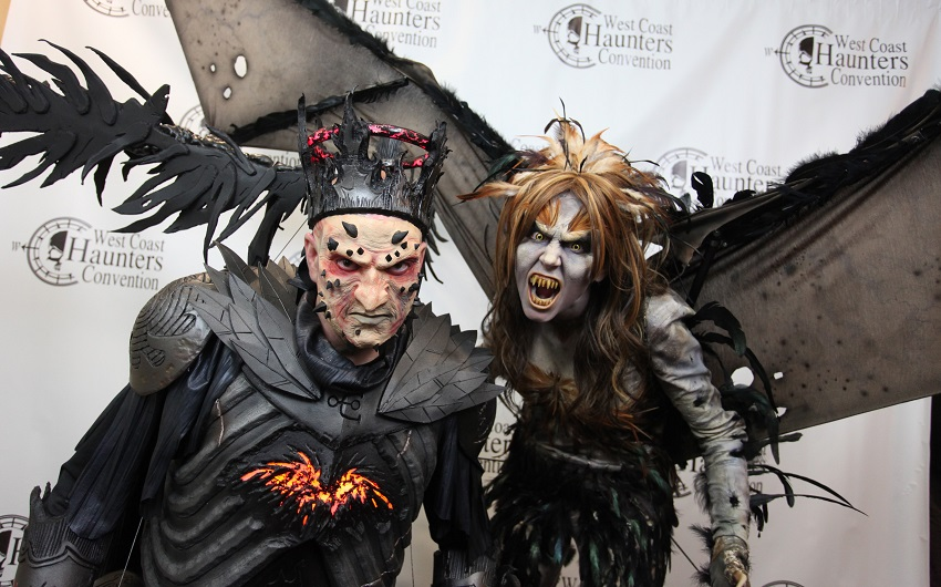 west coast haunters costume ball