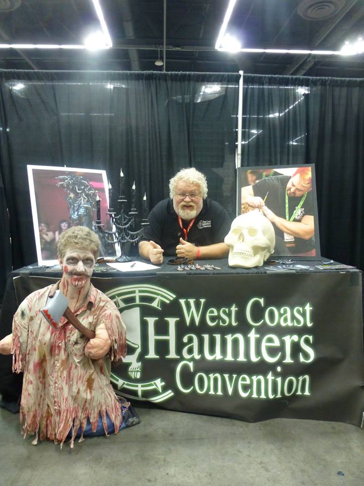 ed roberts west coast haunters convention