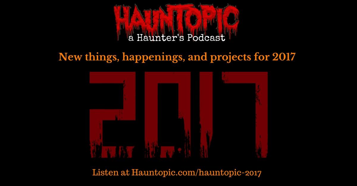 HaunTopic Radio... Haunted Corn Maze 2016