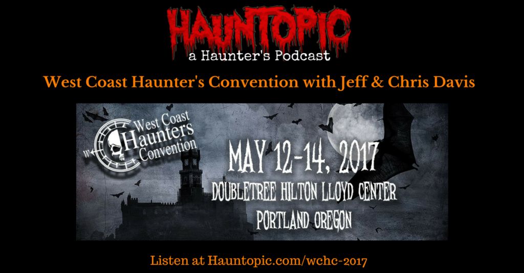 west coast haunters convention 2017