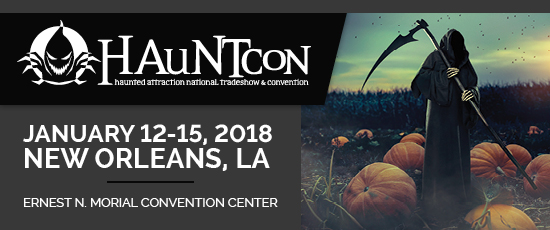 HAuNTcon 2018-New Orleans