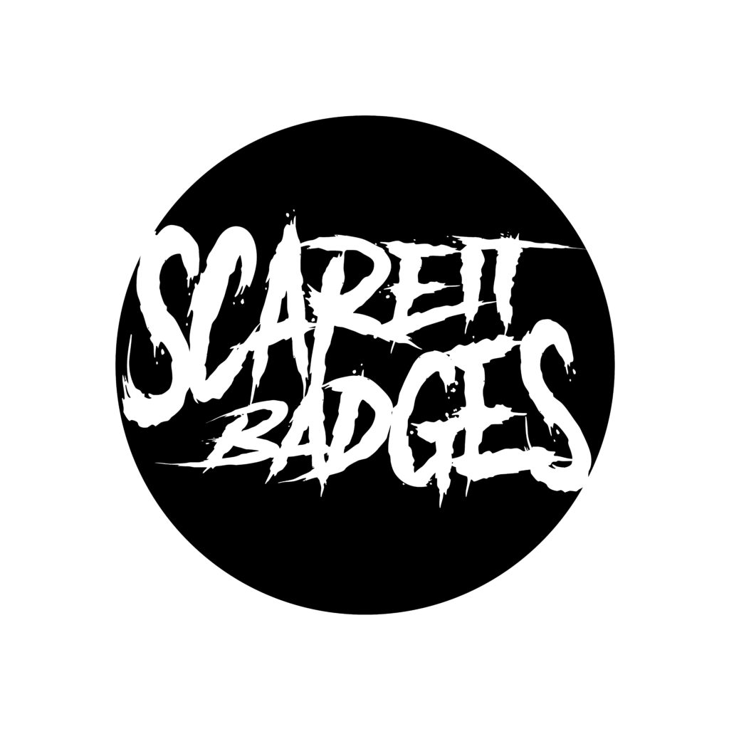 Scare It Badges