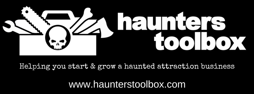 how to start a haunted house business