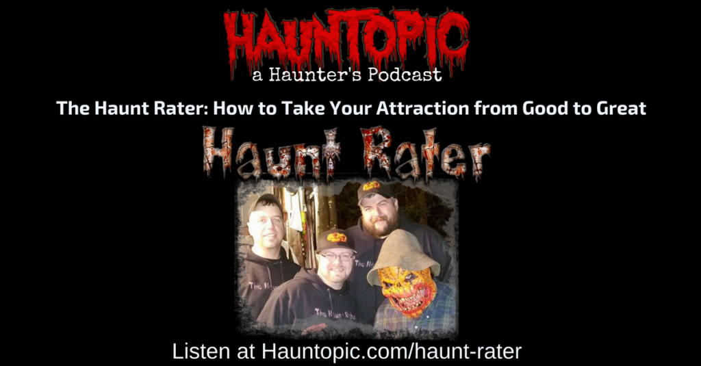 The Haunt Rater